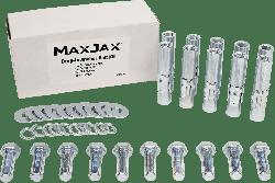 MaxJax Standard Anchor Bolt Kit
