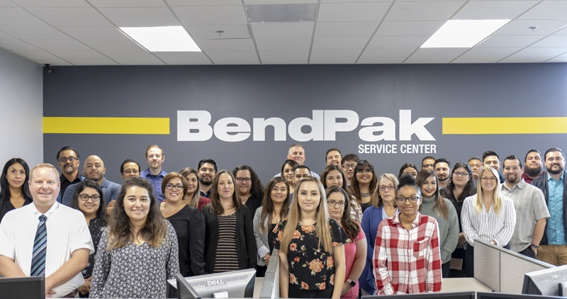 BendPak Customer Service Team