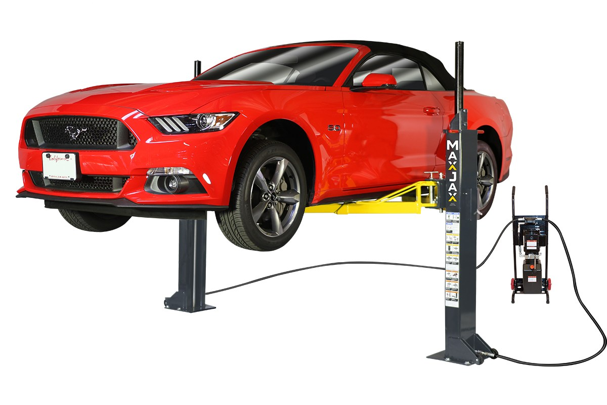MaxJax Portable Car Lift